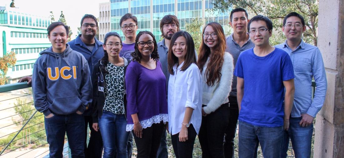 Chaput Laboratory – University of California, Irvine